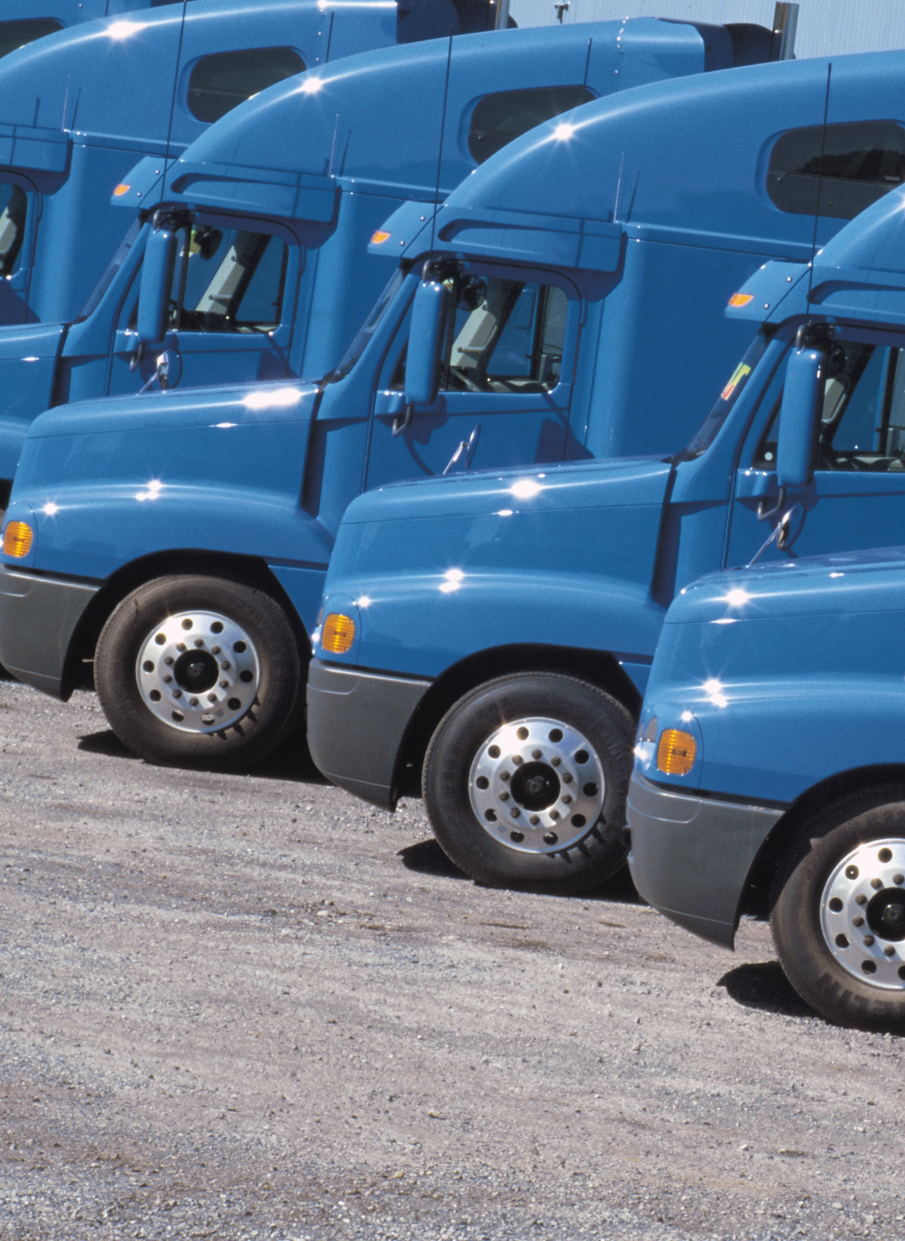 DEDICATED TRANSPORTATION: Outsourcing fleet management to a third party